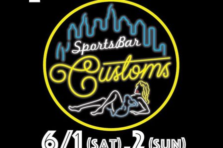Customs 1周年 ANNIVERSARY